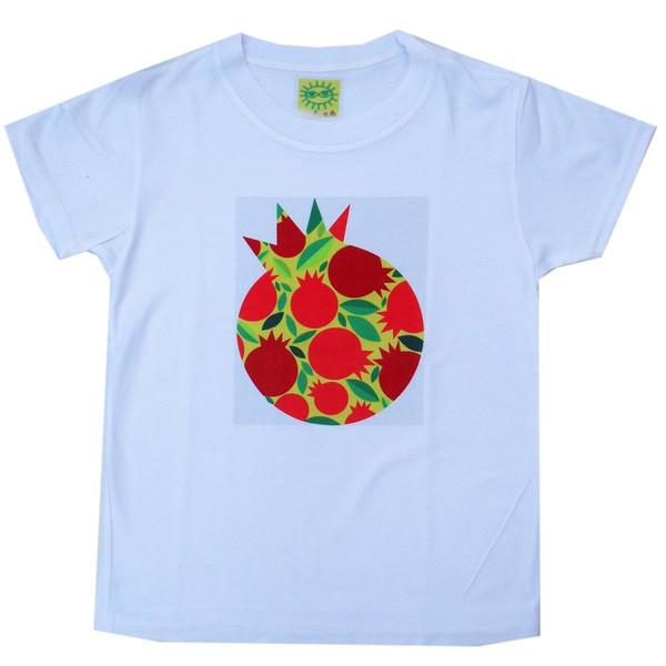 تی شرت هورشید طرح انار یلدا