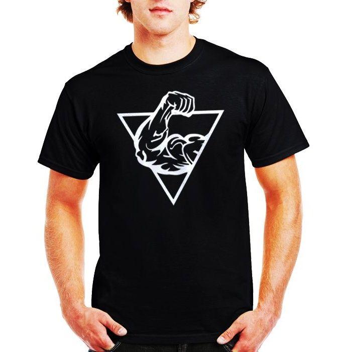 تی شرت مردانه فلوریزا  طرح بدنسازی کد 001 main 1 1