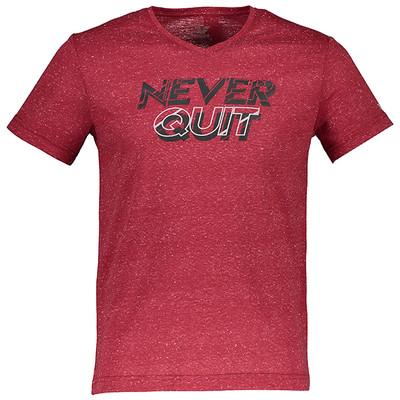 تصویر تی شرت مردانه بیلسی مدل TB18MF07S4020-1-BORDO