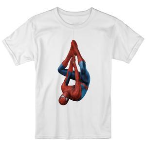 تی شرت بچگانه انارچاپ طرح اسپایدرمن مدل T09017