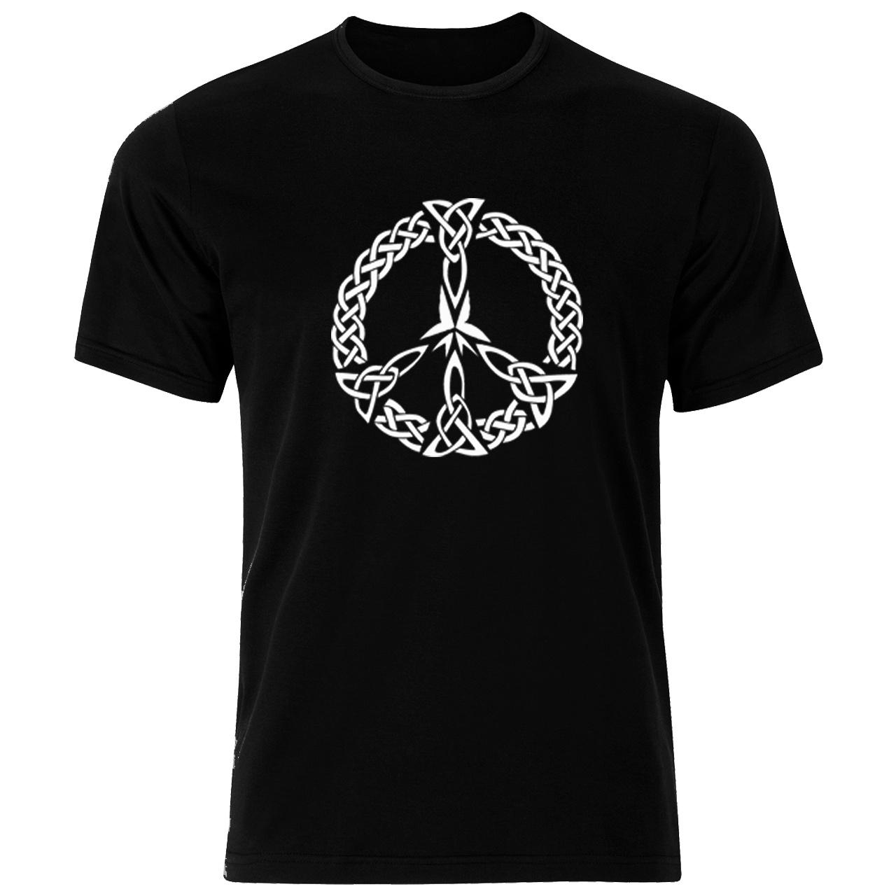 تی شرت مردانه نخی فلوریزا  طرح آزادی و فریدام کد 001 free تیشرت