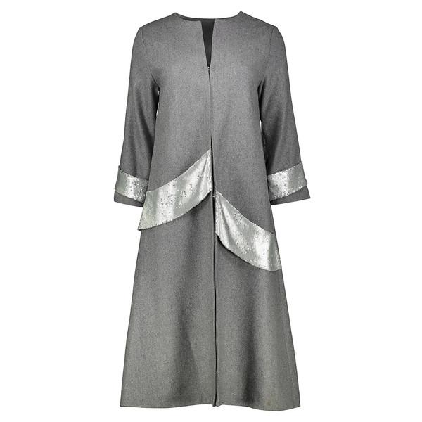 پالتو زنانه سارا حمیدی طرح رولان مدل 1025-5