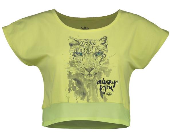 تی شرت زنانه بیلسی مدل 15Y7241-SP-LIMER