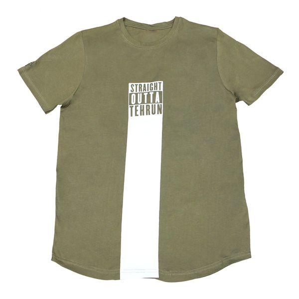 تی شرت مردانه کد 2-370280