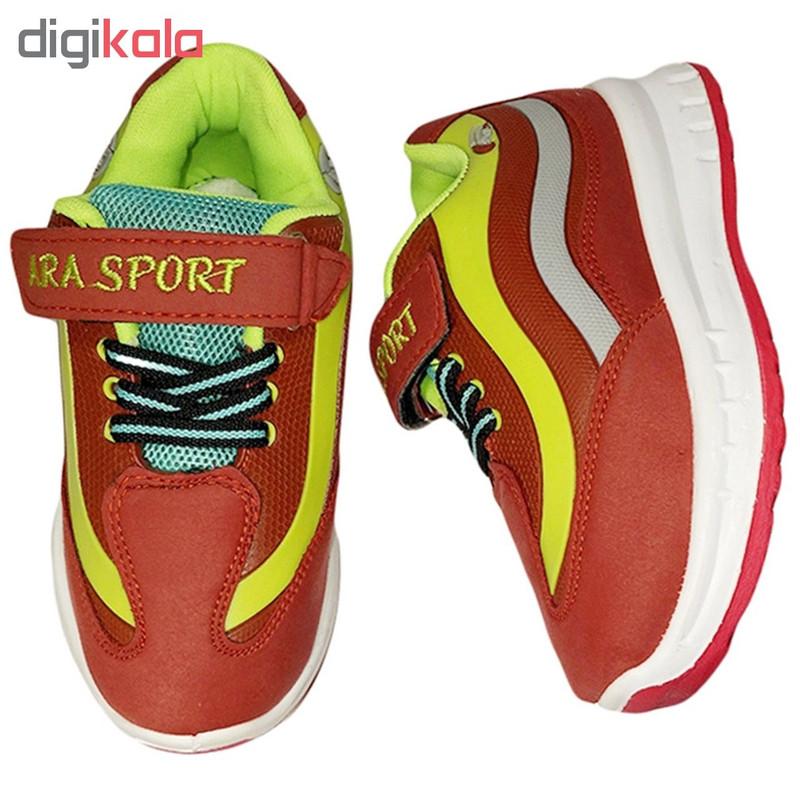 کفش راحتی نوزادی آرا اسپرت مدل PS02