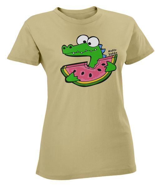 تی شرت زنانه مسترمانی طرح یلدا کد 1083