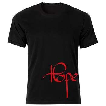تی شرت مردانه طرح امید کد 141