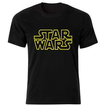 تی شرت مردانه طرح استاروارز کد 144