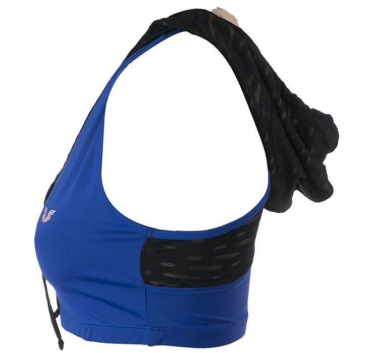 نیم تنه ورزشی زنانه بیلسی مدل 15Y7229-OR-DARK BLUE