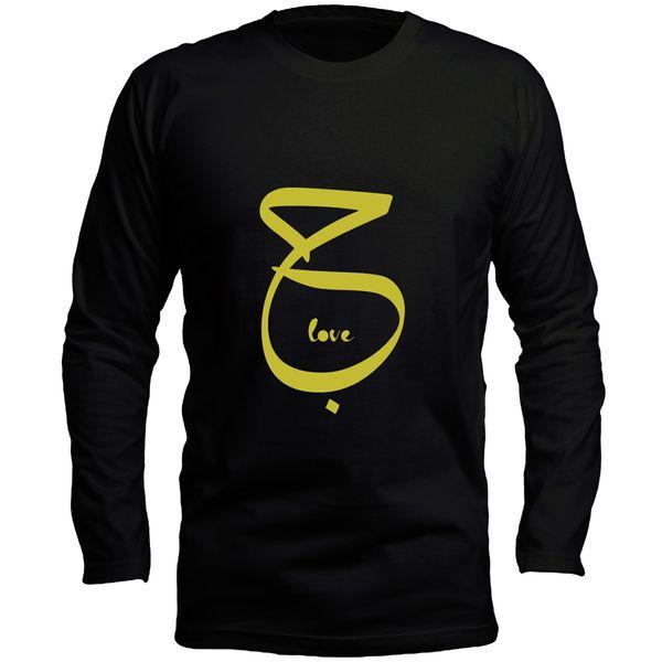 تی شرت مردانه مدل LB153