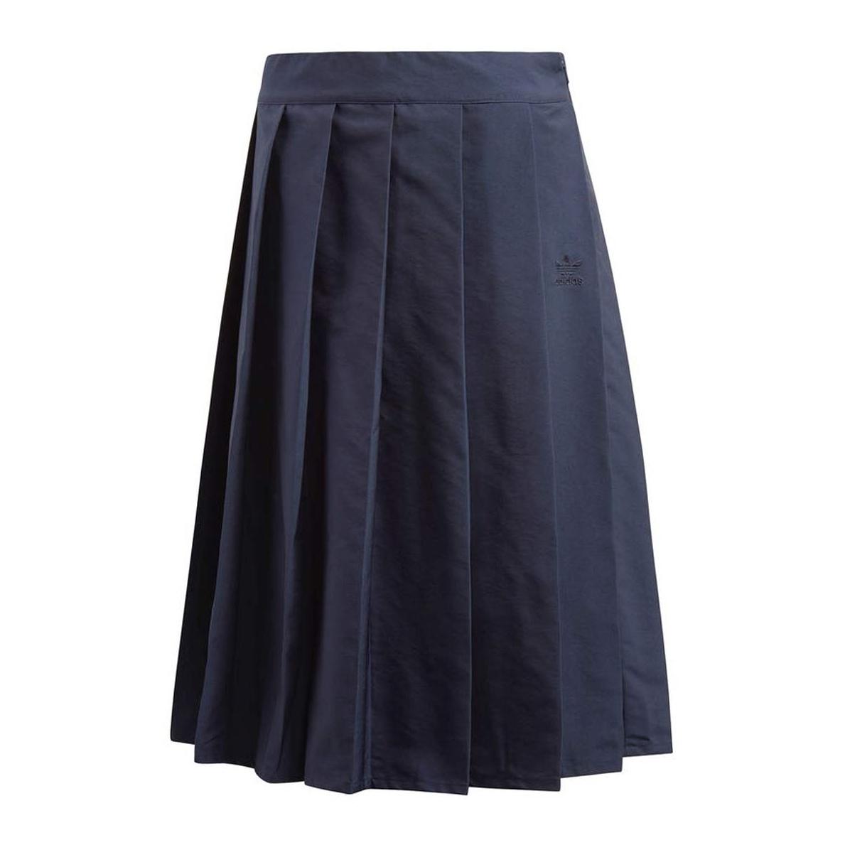 دامن زنانه آدیداس مدل navy skirt ess کد CD6897