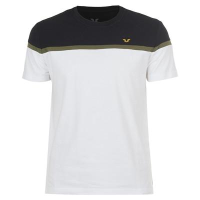 تصویر تی شرت مردانه بیلسی مدل TB18ML07S3872-1-BEYAZ_SIYAH