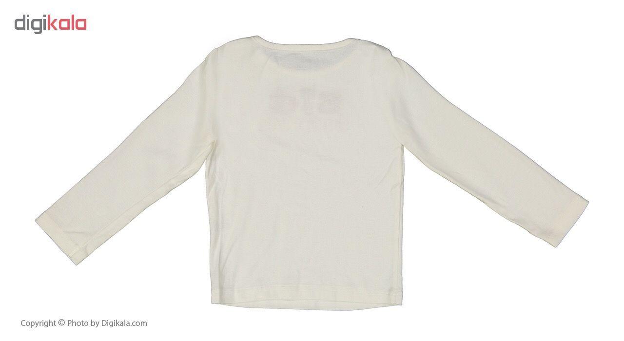 تی شرت دخترانه جیمبوری مدل 965 main 1 2