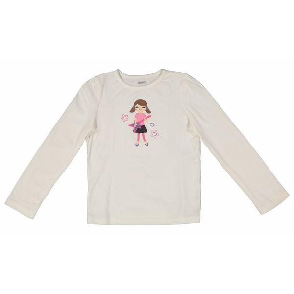 تی شرت دخترانه جیمبوری مدل 5897