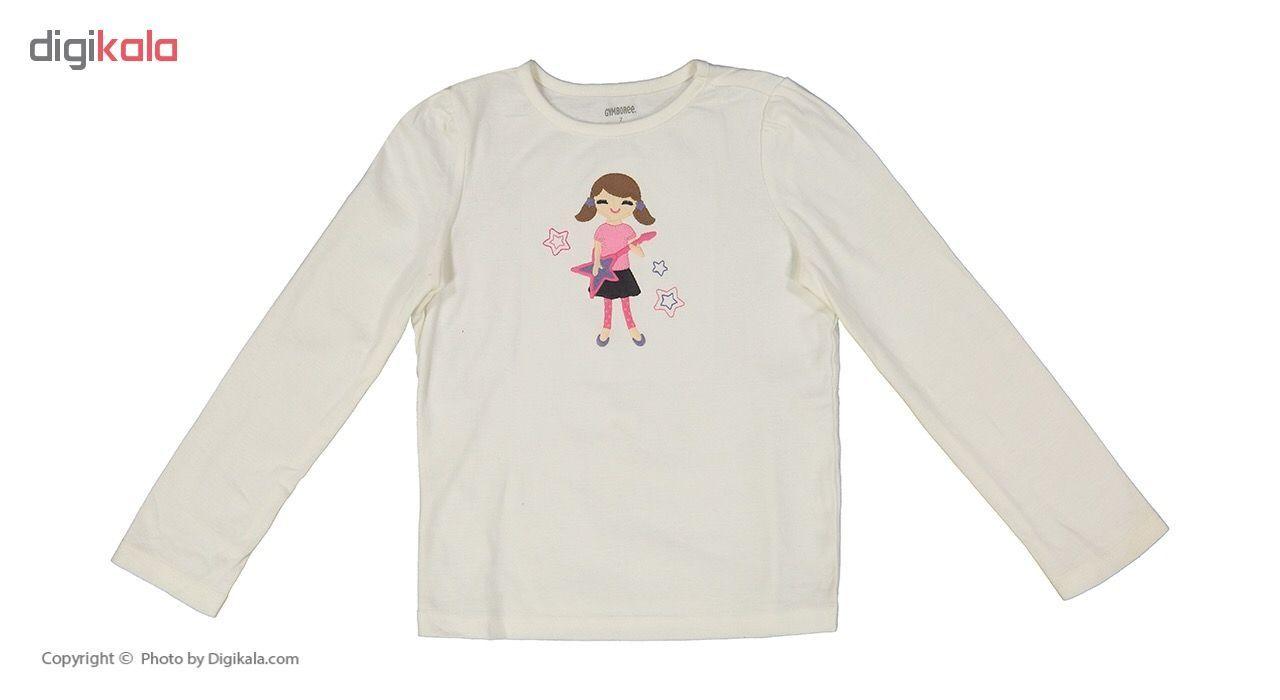 تی شرت دخترانه جیمبوری مدل 5897 main 1 1