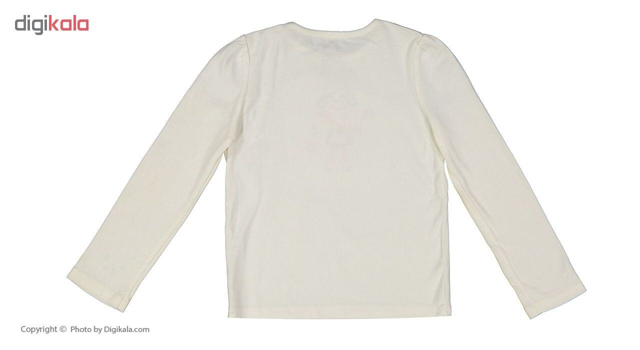 تی شرت دخترانه جیمبوری مدل 5897 main 1 2