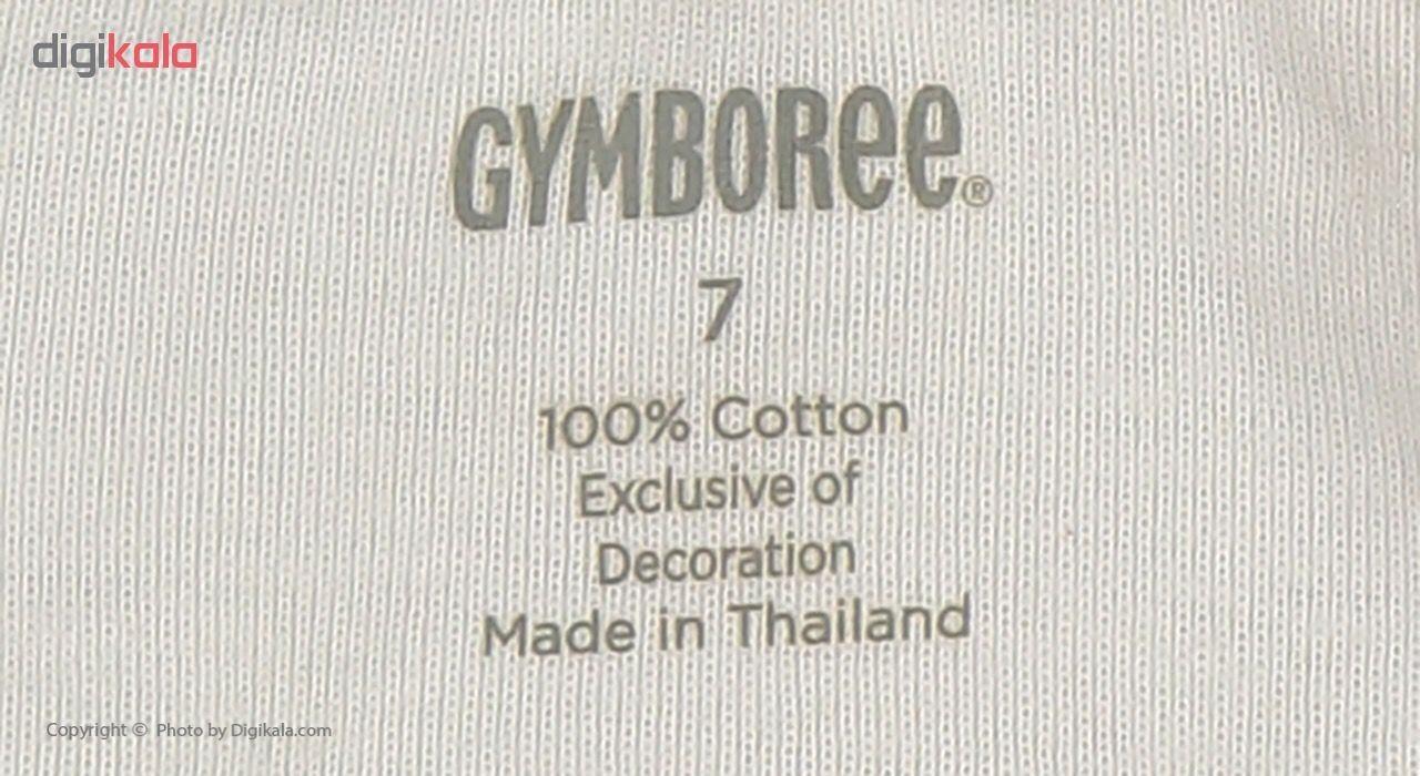 تی شرت دخترانه جیمبوری مدل 5897 main 1 3