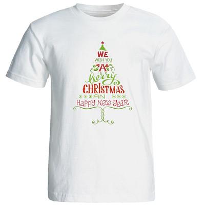 Photo of تی شرت آستین کوتاه مردانه طرح کریسمس کد 2109