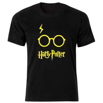 تی شرت مردانه طرح هری پاتر کد 180