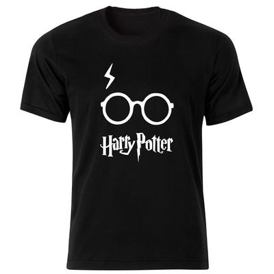 تی شرت زنانه طرح هری پاتر کد 179