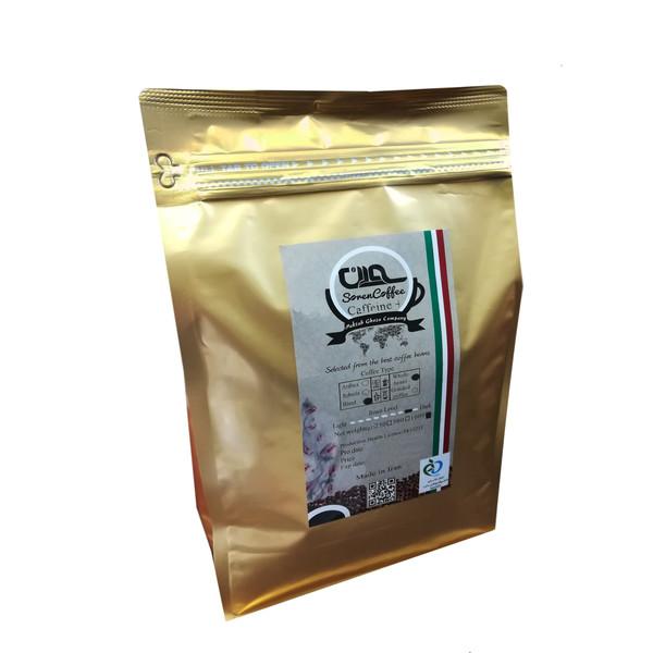 دانه قهوه اسپرسو سورن مدل CP-4354 مقدار 1000 گرم