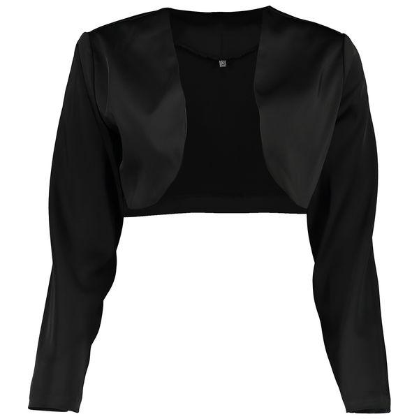 کت زنانه کد LNG.BLK