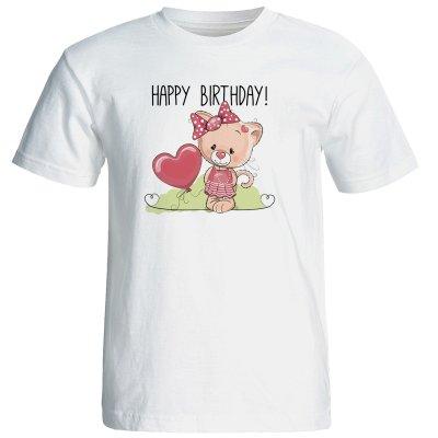 تی شرت زنانه طرح تولد کد 3336