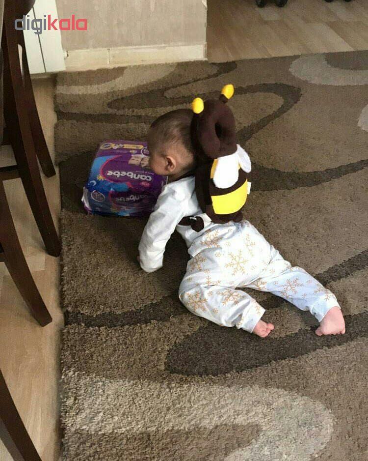 محافظ سر کودک نی نی دوست طرح زنبور عسل main 1 4