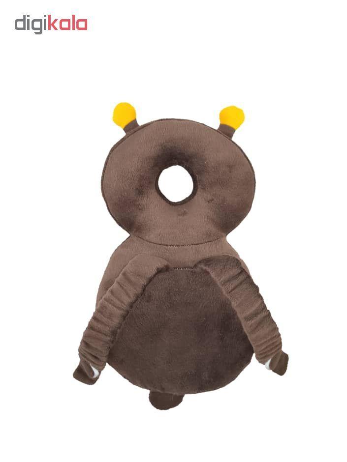 محافظ سر کودک نی نی دوست طرح زنبور عسل main 1 6