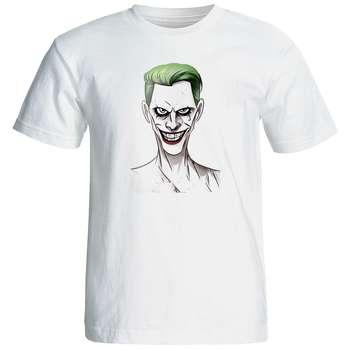 تی شرت مردانه طرح جوکر کد 3490