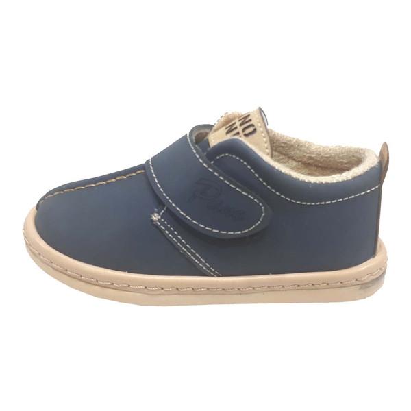 کفش پسرانه مدل پانا رنگ سرمه ای