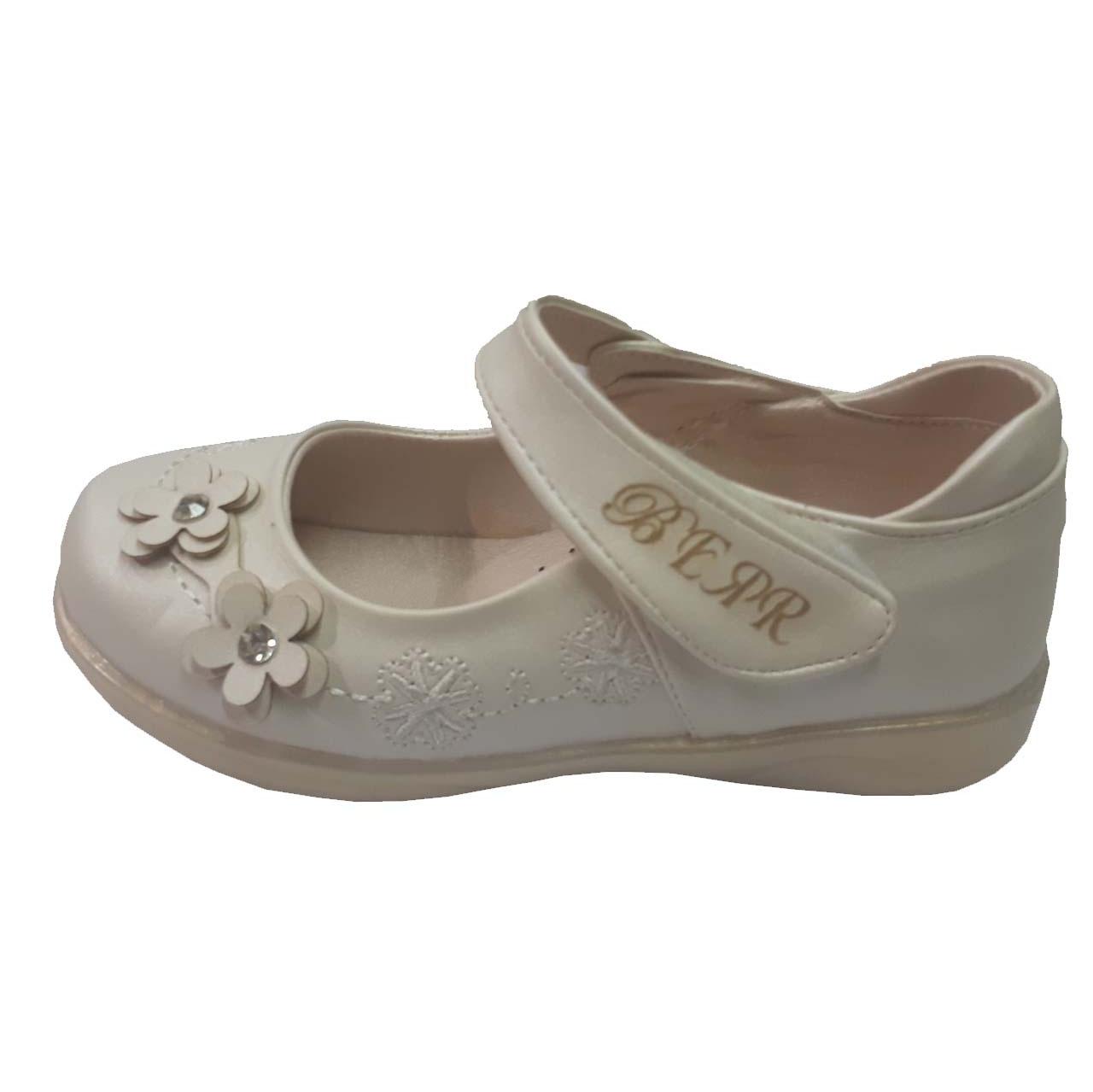 کفش بچگانه مدل دارا رنگ کرم
