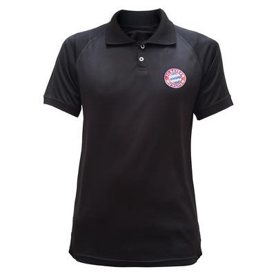 تصویر پولوشرت ورزشی مردانه طرح بایرن مونیخ