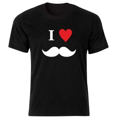 تی شرت آستین کوتاه زنانه طرح سیبیل  کد BRW799