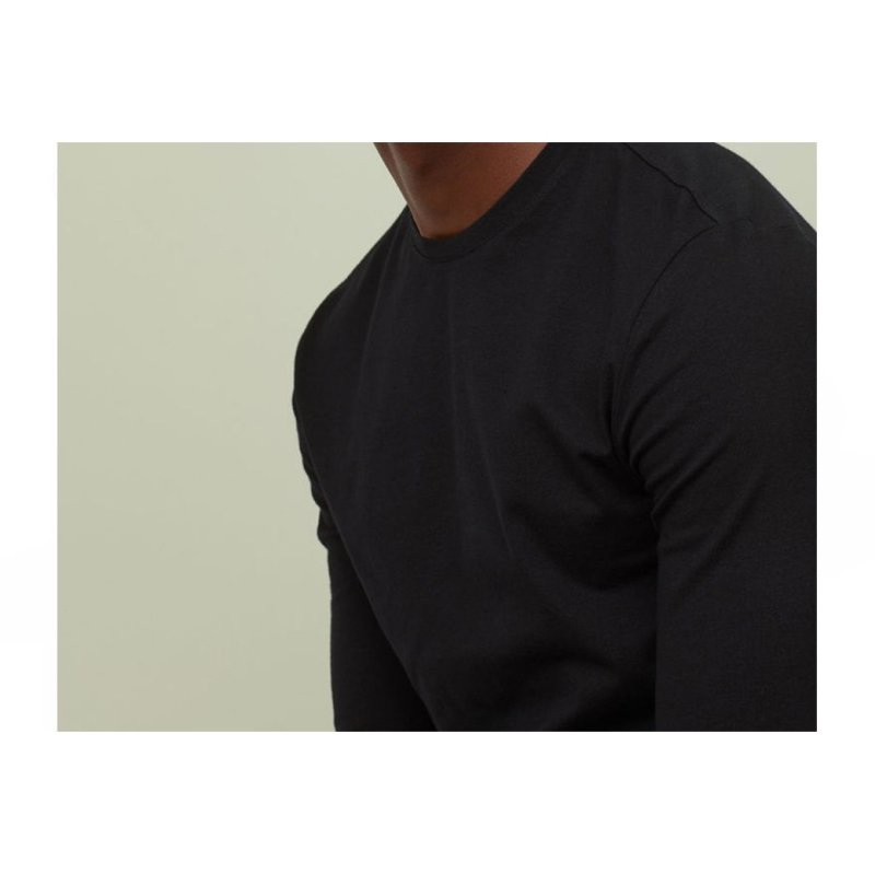 تیشرت آستین بلند مردانه اچ اند ام مدل 0569984001