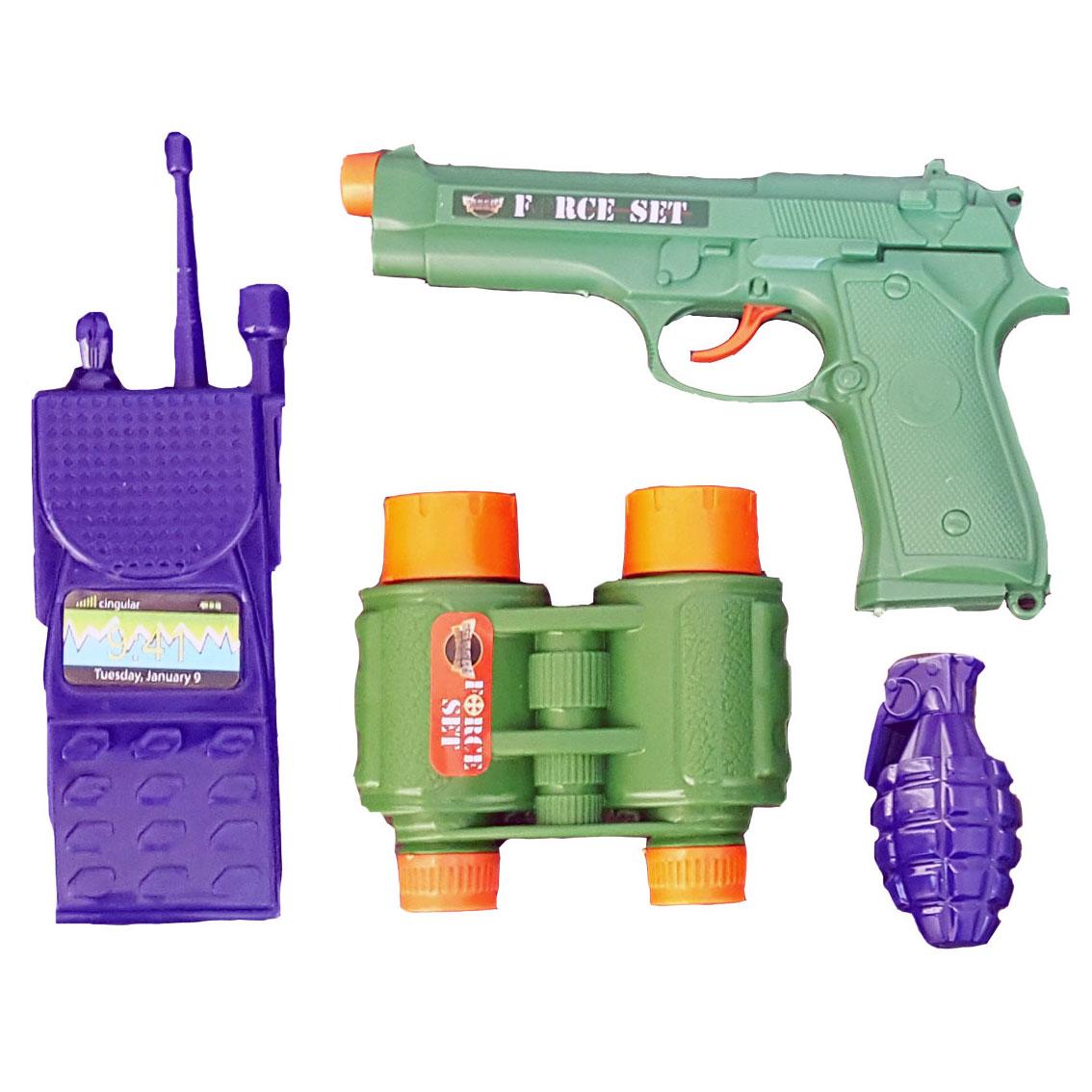 اسباب بازی جنگی مدل F41