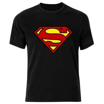 تی شرت مردانه طرح سوپرمن کد 920