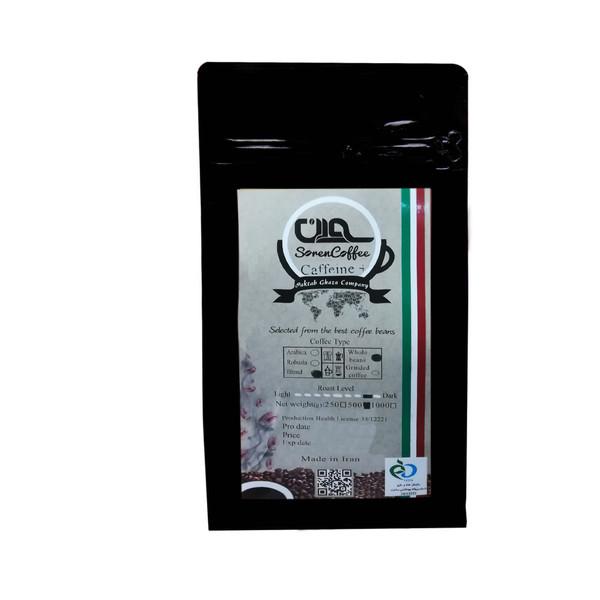 دانه قهوه اسپرسو سورن مدل CP-4354 مقدار 500 گرم