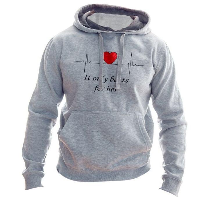 هودی مردانه به رسم طرح ضربان قلب کد 174 main 1 1