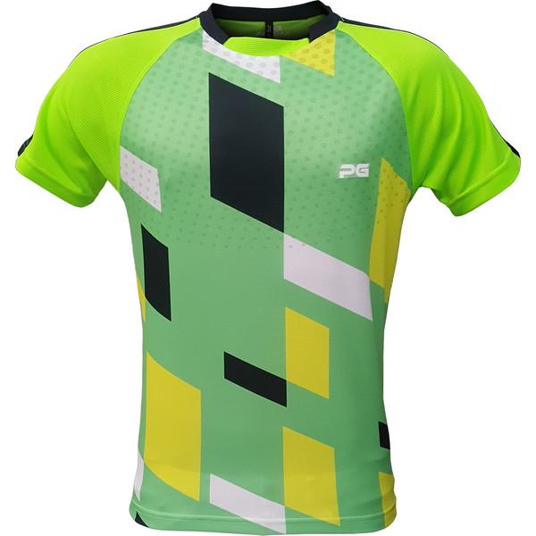تیشرت ورزشی مردانه پرگان مدل افرا کد 02 رنگ سبز