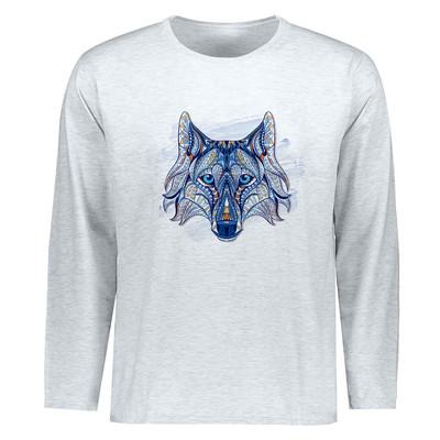 Photo of تی شرت زنانه طرح گرگ کد EZLM03