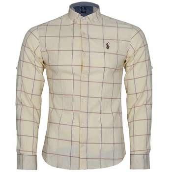 پیراهن مردانه چهارخانه کد 230067210