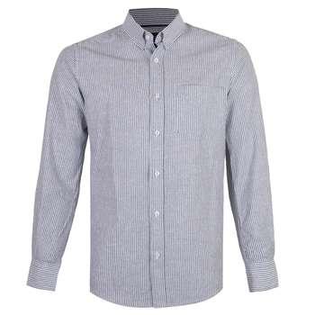 پیراهن مردانه سایز بزرگ ناوالس مدل LRG-strBK