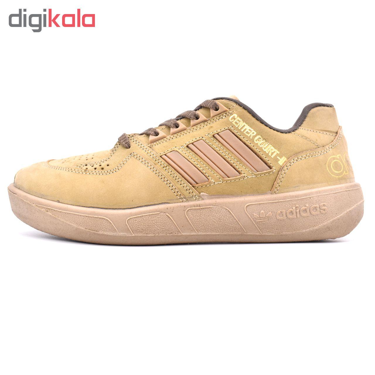 خرید                      کفش  پیاده روی مردانه کد 09
