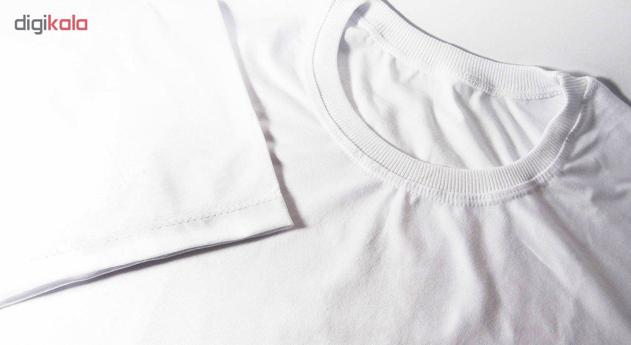تی شرت  مردانه طرح یوگا کد 12883 main 1 3
