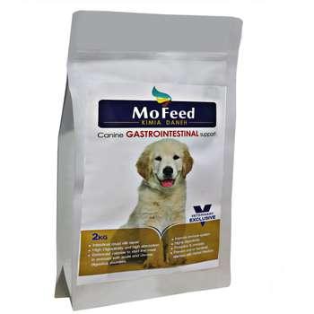 غذای خشک سگ مفید مدل GASTROINTESTINAL وزن 2 کیلوگرم