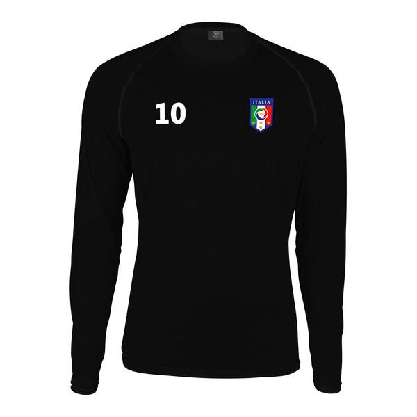 تیشرت آستین بلند مردانه پاتیلوک طرح ایتالیا مدل 330531