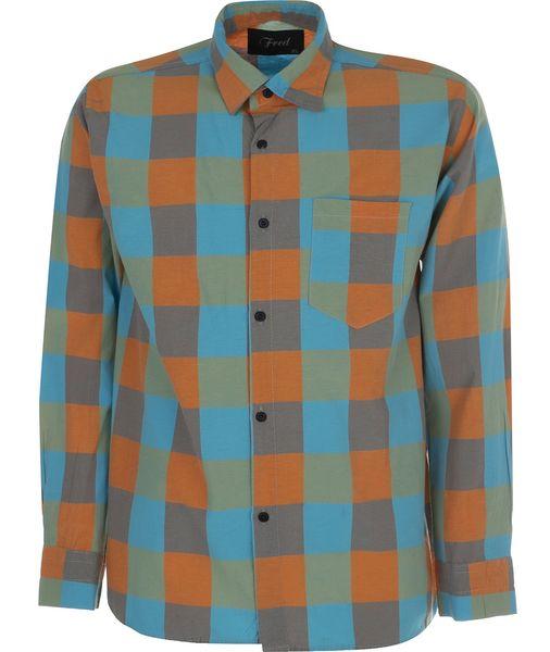 پیراهن مردانه فرد مدل P.baz.122