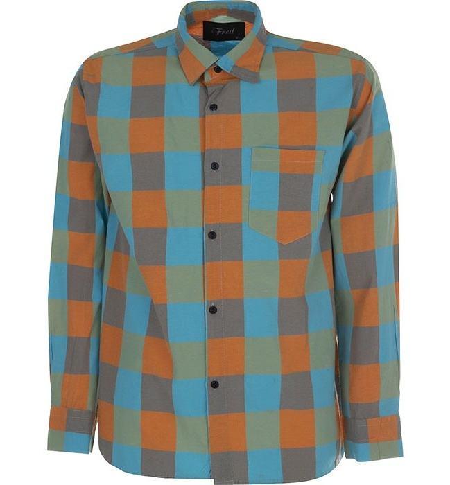 پیراهن مردانه فرد مدل P.baz.122 main 1 1