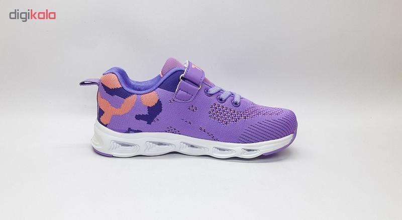 کفش مخصوص پیاده روی نوزادی دخترانه یلی کد 2174